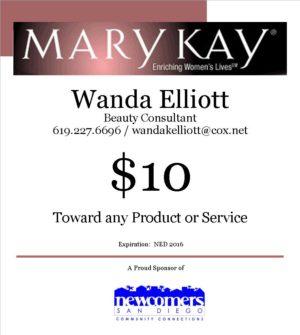 Wanda Elliot / Mary King Consultant