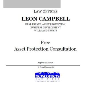 Leon Campbell – Attorney